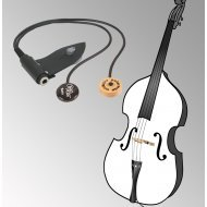 Peterman - dual external -  cello pickup