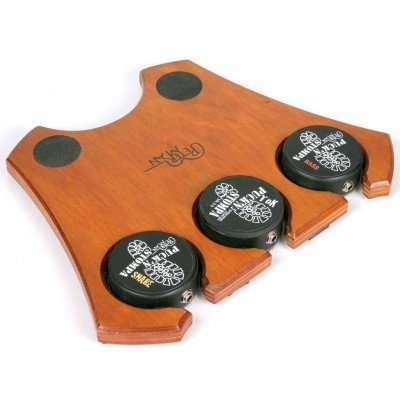 MEGA STOMP - BASS, SNARE & TOK - Apple Crate - professional stomp box