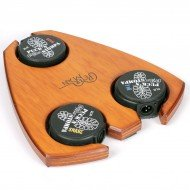 MEGASTOMP- BASS, SNARE & TOK- XLR- Tribal- Pro stomp box-stompbox