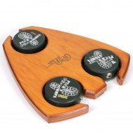 MEGASTOMP- BASS, SNARE & TOK- Tribal- Pro stomp box- stompbox