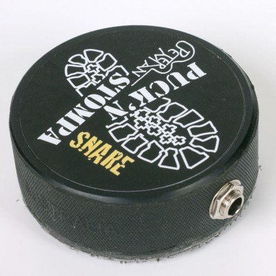 PUCK 'N STOMPA - SNARE - professional stomp box