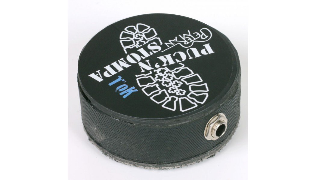 PUCK'N STOMPA - TOK - professional stomp box-stompbox