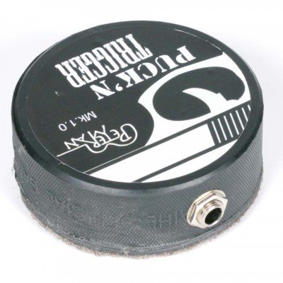 PUCK 'N TRIGGER  - professional stomp box